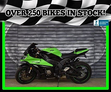 2014 Kawasaki Ninja ZX-10R for sale 200490398