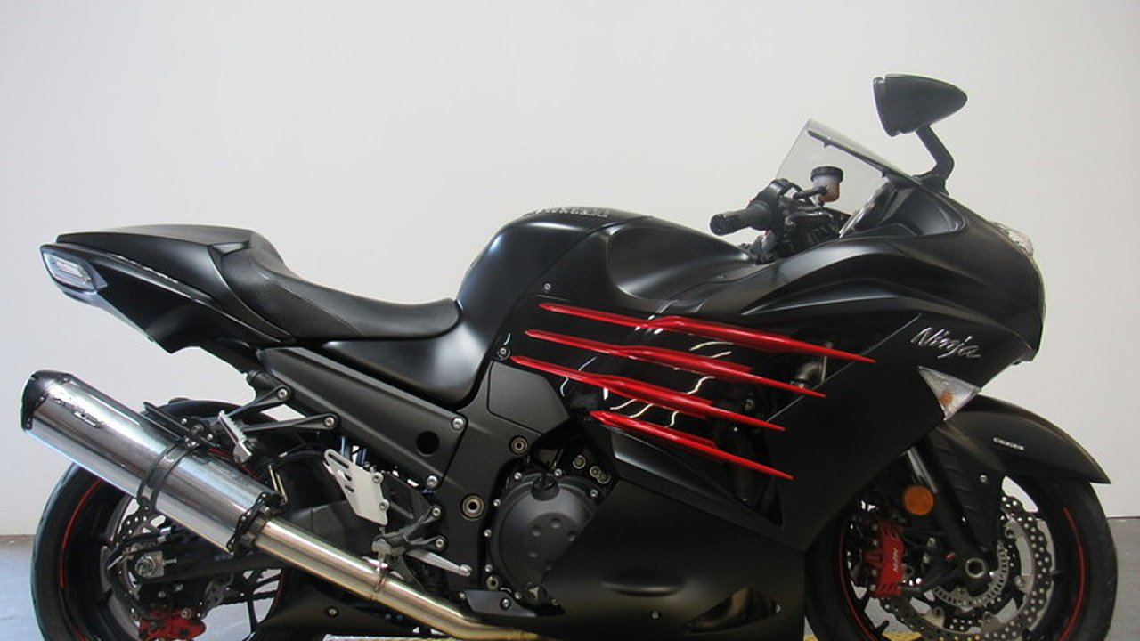 2014 Kawasaki Ninja ZX-14R for sale 200514989
