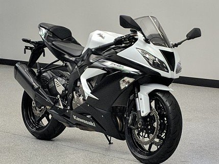 2014 Kawasaki Ninja Zx 6r Motorcycles For Sale Motorcycles On