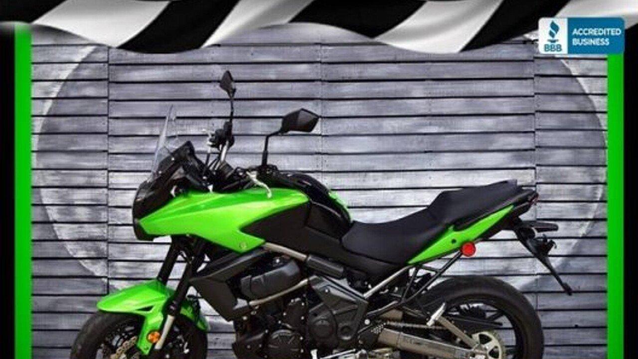 2014 Kawasaki Versys for sale 200449707