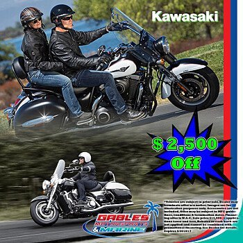 2014 Kawasaki Vulcan 1700 for sale 200339722