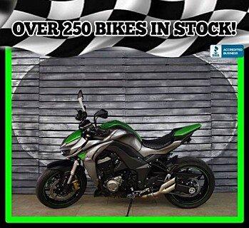 2014 Kawasaki Z1000 for sale 200570689