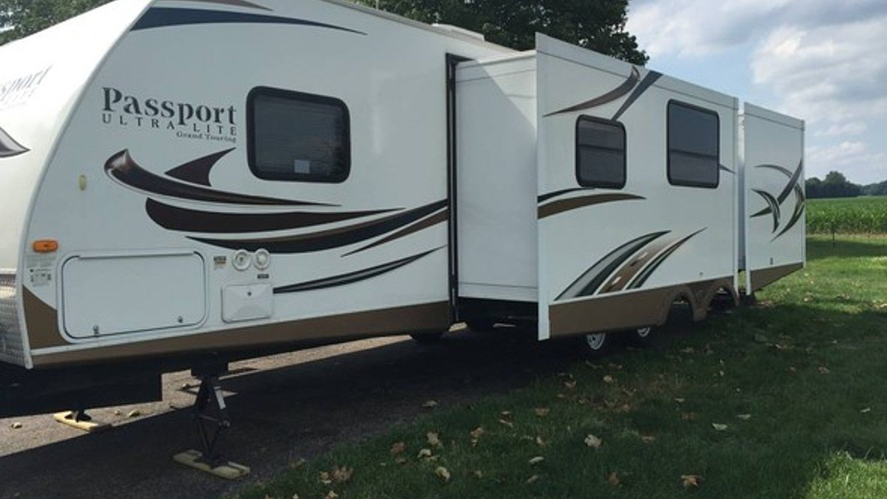2014 Keystone Passport for sale 300142307