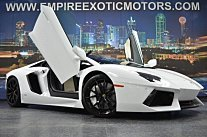 2014 Lamborghini Aventador LP 700-4 Coupe for sale 100767738