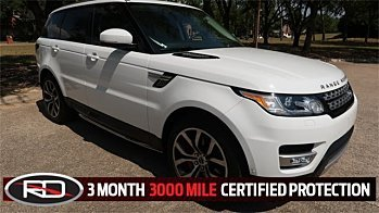 2014 Land Rover Range Rover Sport Supercharged for sale 100906503