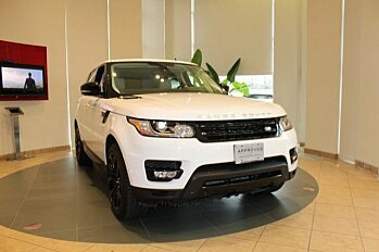 2014 Land Rover Range Rover Sport Autobiography for sale 100913124