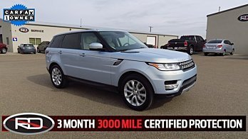 2014 Land Rover Range Rover Sport for sale 100923528