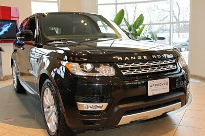 2014 Land Rover Range Rover Sport Supercharged for sale 100929082