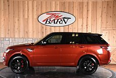 2014 Land Rover Range Rover Sport Autobiography for sale 100974793