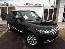 2014 Land Rover Range Rover HSE for sale 100835725