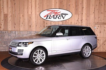 2014 Land Rover Range Rover Supercharged for sale 100839711