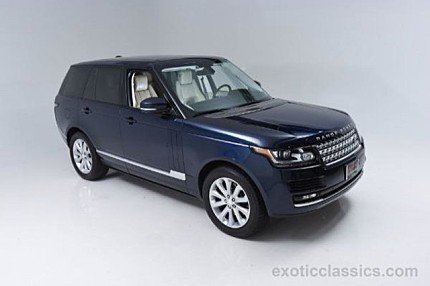 2014 Land Rover Range Rover HSE for sale 100840663