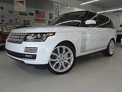 2014 Land Rover Range Rover for sale 100849172