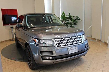 2014 Land Rover Range Rover Supercharged for sale 100861300