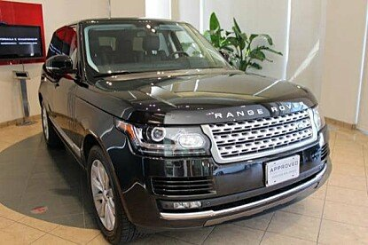 2014 Land Rover Range Rover HSE for sale 100868094