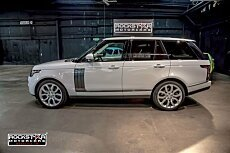 2014 Land Rover Range Rover Supercharged for sale 100876415