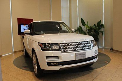 2014 Land Rover Range Rover Supercharged for sale 100894039