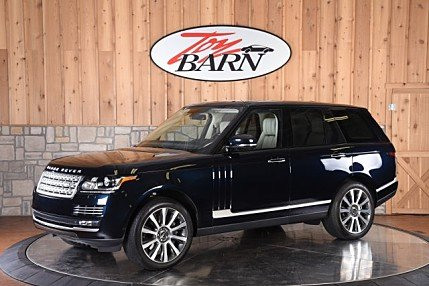 2014 Land Rover Range Rover Autobiography for sale 100898610