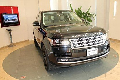 2014 Land Rover Range Rover Supercharged for sale 100906181