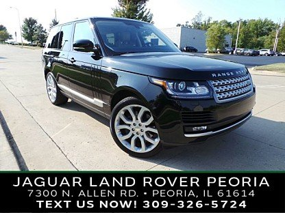 2014 Land Rover Range Rover Supercharged for sale 100906920