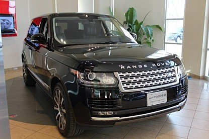 2014 Land Rover Range Rover Long Wheelbase Autobiography for sale 100956868
