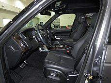 2014 Land Rover Range Rover Long Wheelbase Supercharged for sale 101007549
