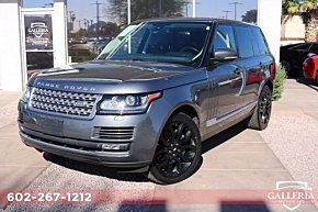 2014 Land Rover Range Rover Supercharged for sale 101057002