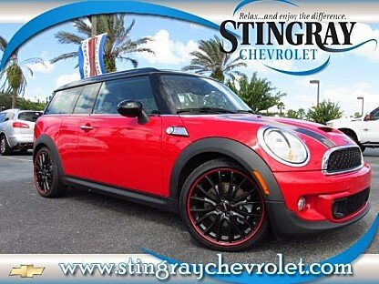 2014 MINI Cooper Clubman S for sale 100796361