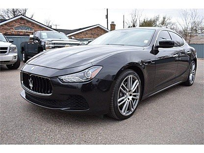 2014 Maserati Ghibli for sale 100832840