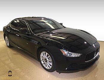 2014 Maserati Ghibli for sale 101007098