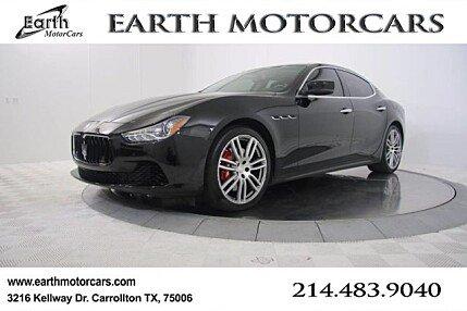 2014 Maserati Ghibli S Q4 for sale 100923468