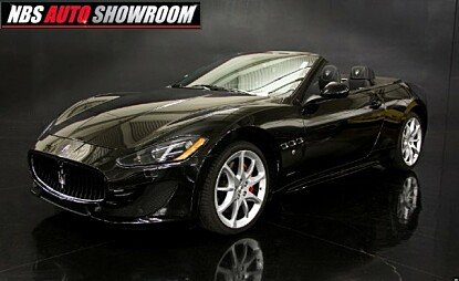 2014 Maserati GranTurismo Convertible for sale 100743476