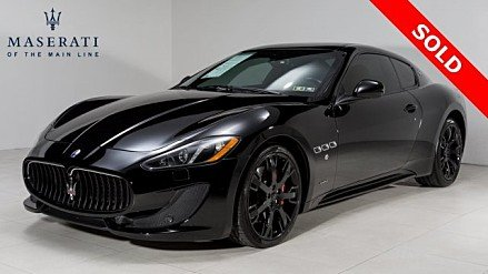 2014 Maserati GranTurismo Coupe for sale 100879945