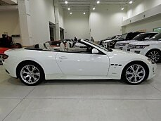 2014 Maserati GranTurismo Convertible for sale 100884976