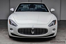 2014 Maserati GranTurismo Convertible for sale 100987962