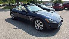 2014 Maserati GranTurismo Convertible for sale 101018179