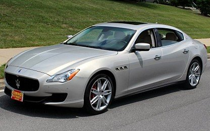 2014 Maserati Quattroporte S Q4 for sale 100786201
