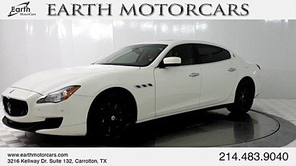 2014 Maserati Quattroporte GTS for sale 100859050