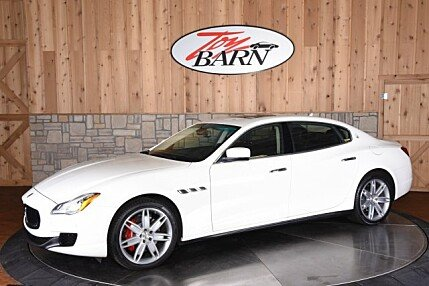 2014 Maserati Quattroporte S Q4 for sale 100859535