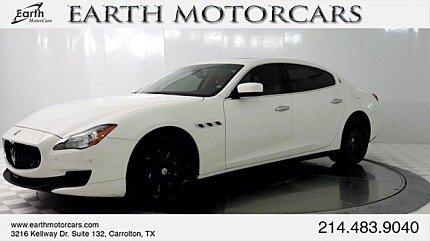 2014 Maserati Quattroporte GTS for sale 100859050