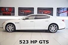 2014 Maserati Quattroporte GTS for sale 100996102