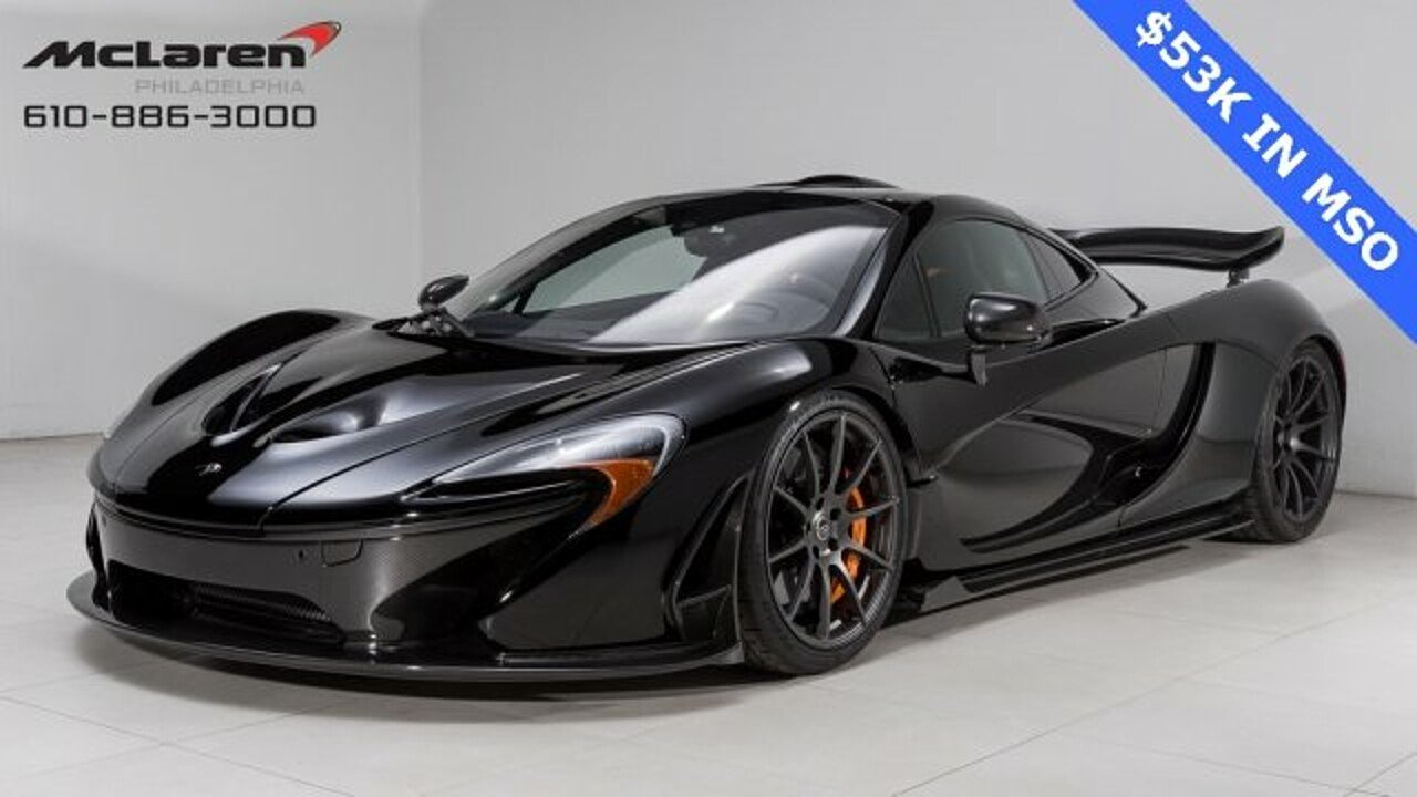 2014 McLaren P1 for sale 100857974