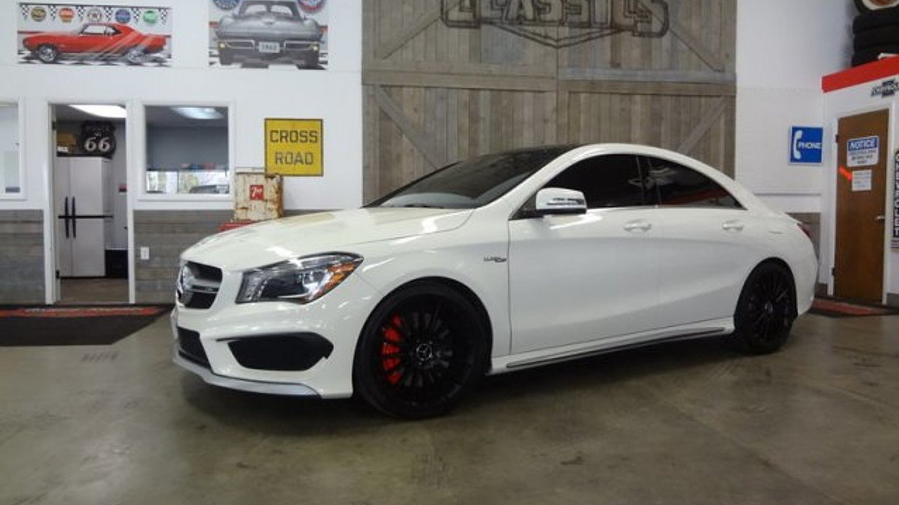 2014 Mercedes-Benz CLA45 AMG 4MATIC for sale 100974745