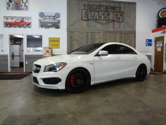 2014 Mercedes Benz CLA45 AMG 4MATIC For Sale 100974745