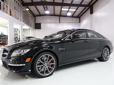 2014 Mercedes-Benz CLS63 AMG S-Model 4MATIC for sale 100840035