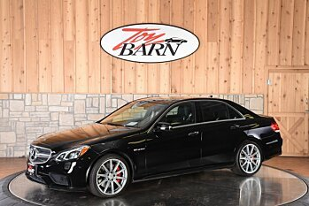 2014 Mercedes-Benz E63 AMG S-Model 4MATIC Sedan for sale 100907326