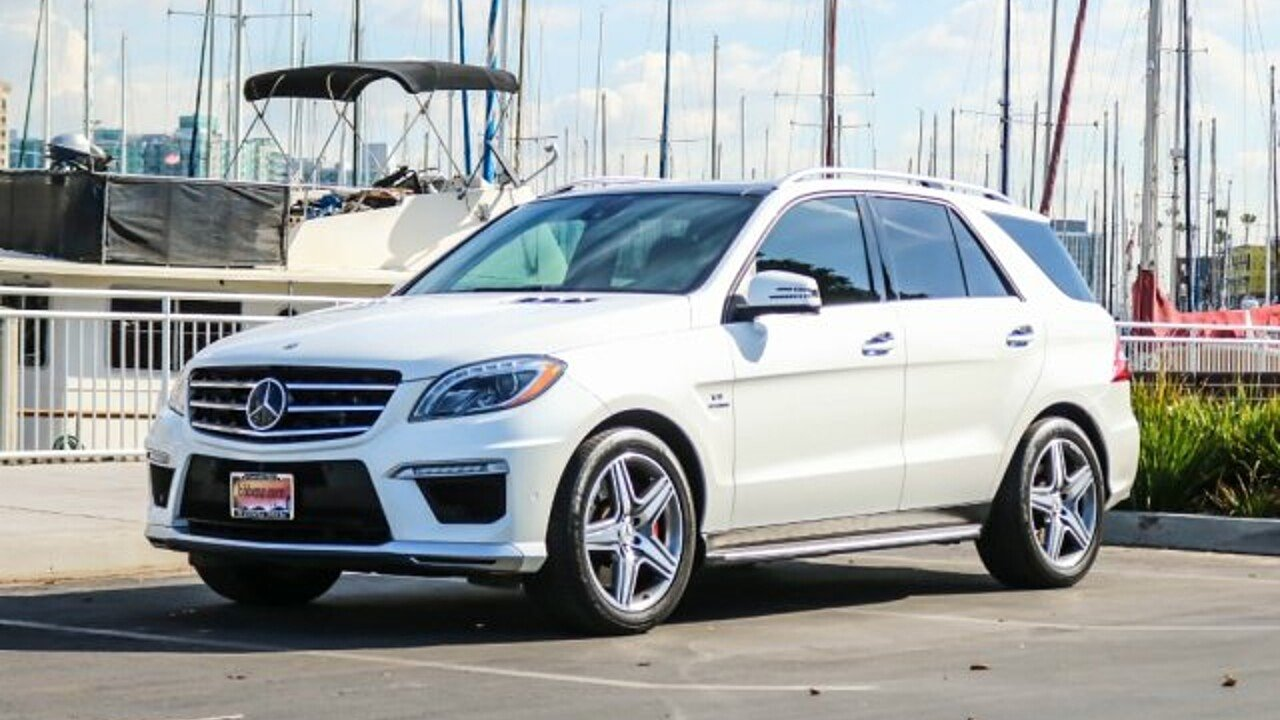 2014 Mercedes-Benz ML63 AMG 4MATIC for sale 100923150