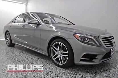 2014 Mercedes-Benz S550 Sedan for sale 100772693