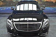 2014 Mercedes-Benz S550 Sedan for sale 100782146