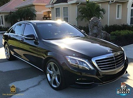 2014 Mercedes-Benz S550 Sedan for sale 100884786